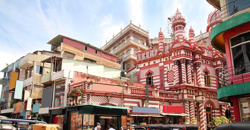 Red Mosc Sri Lanka-Steib-Pur-Reisen