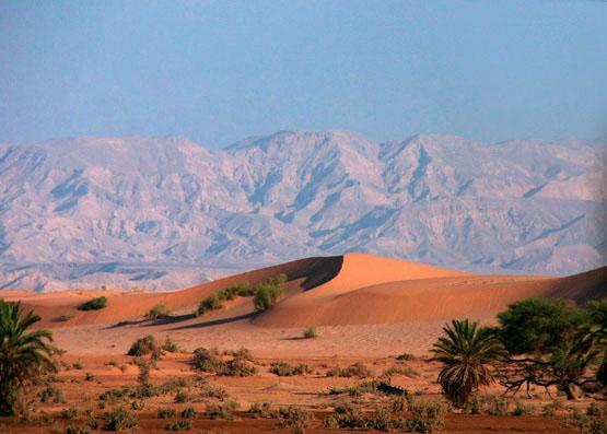 eco tour jordanien