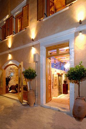 Steib-Pur-Reisen-Individuell-Hotel Avli Rethymnons-Kreta