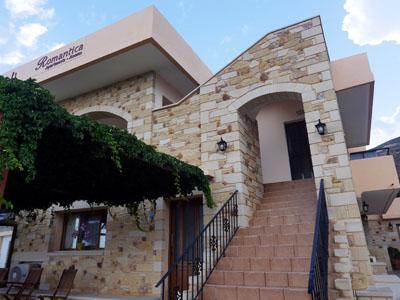 Romantica Apartments Falassarna Kreta