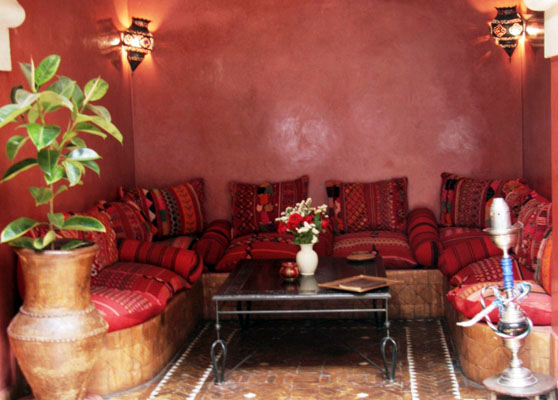 Steib-Pur-Reisen und Urlaub Individuell-Marokko-Riad-Carina