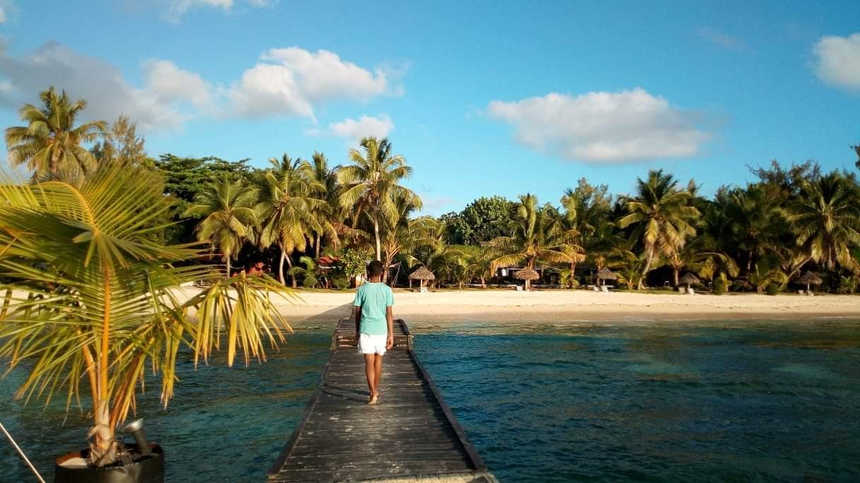 Auf Sainte Marie - Madagaskar- Steib-Pur-Reisen