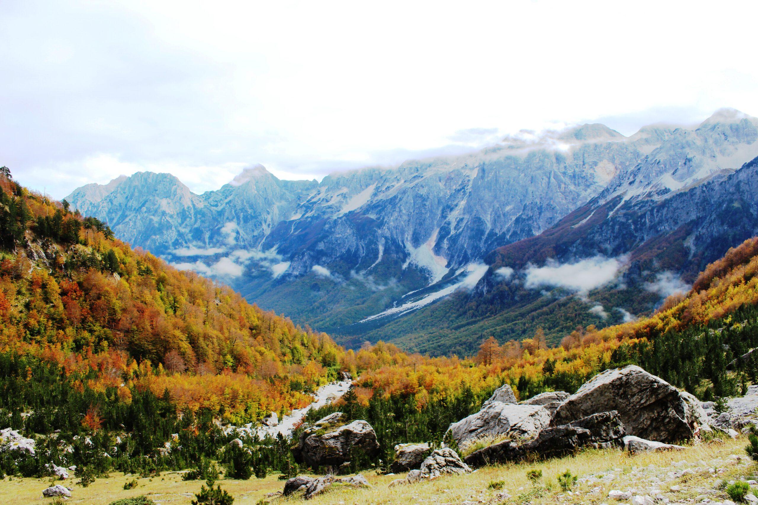 Valbone 3 Albanien by Steib Pur Reisen